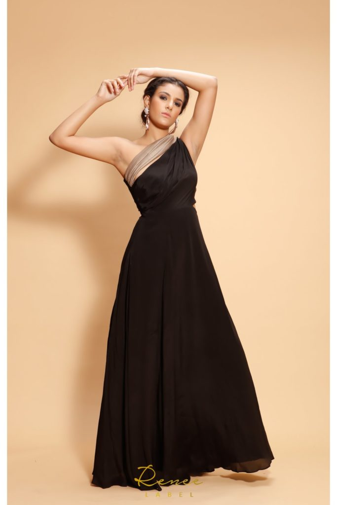 The Caspara Gown