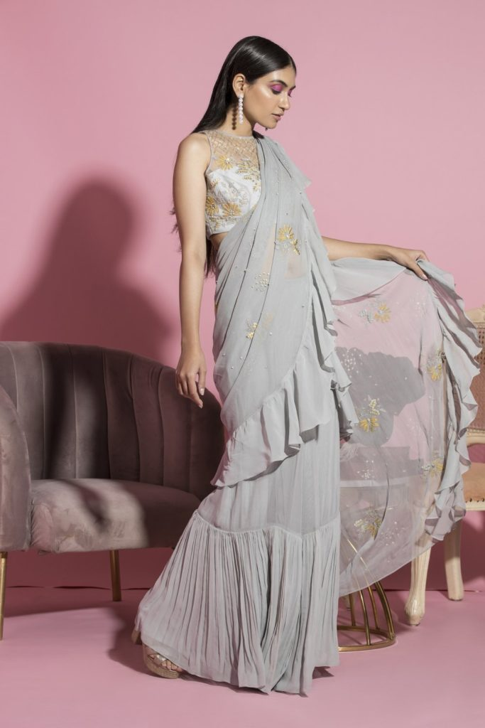 The Priyanshi Saree